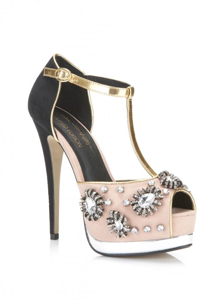 scarpe gioiello low cost altissime 2013
