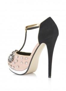 scarpe gioiello natale 2012 low cost tacco altissimo
