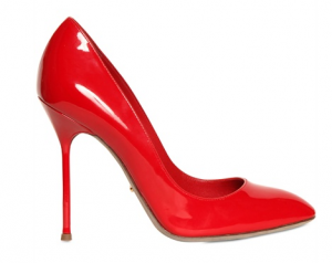 sergio rossi chichi rosso red patent high heel shoe fetish