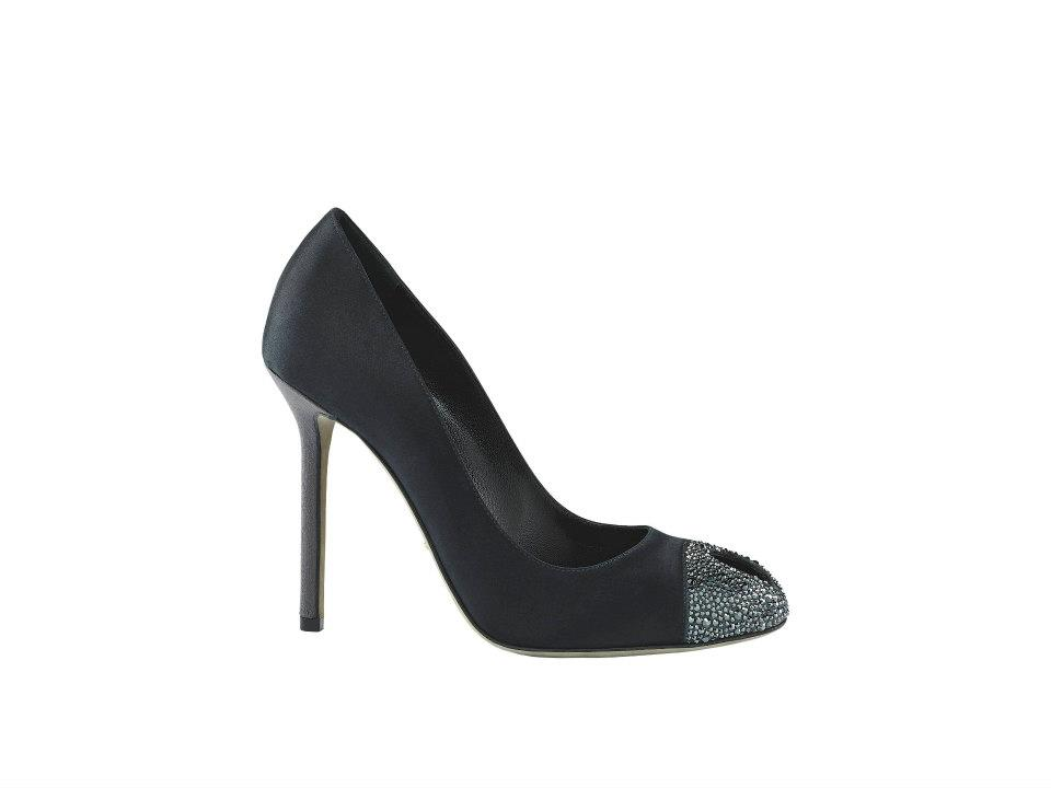 scarpe nere sergio rossi