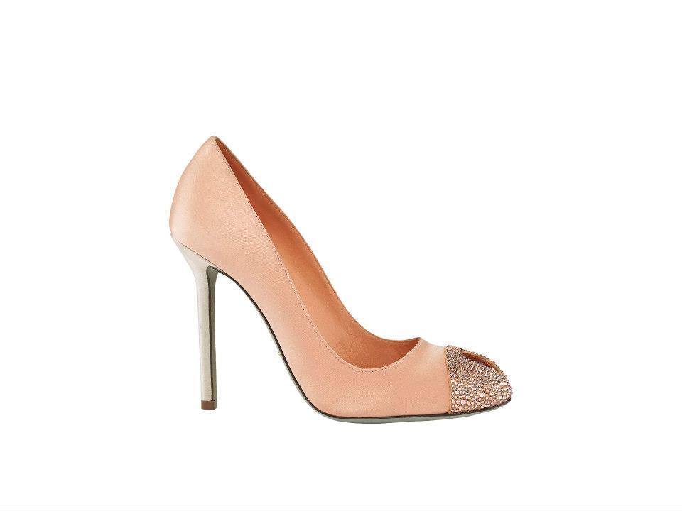 scarpe rosa sergio rossi 2013