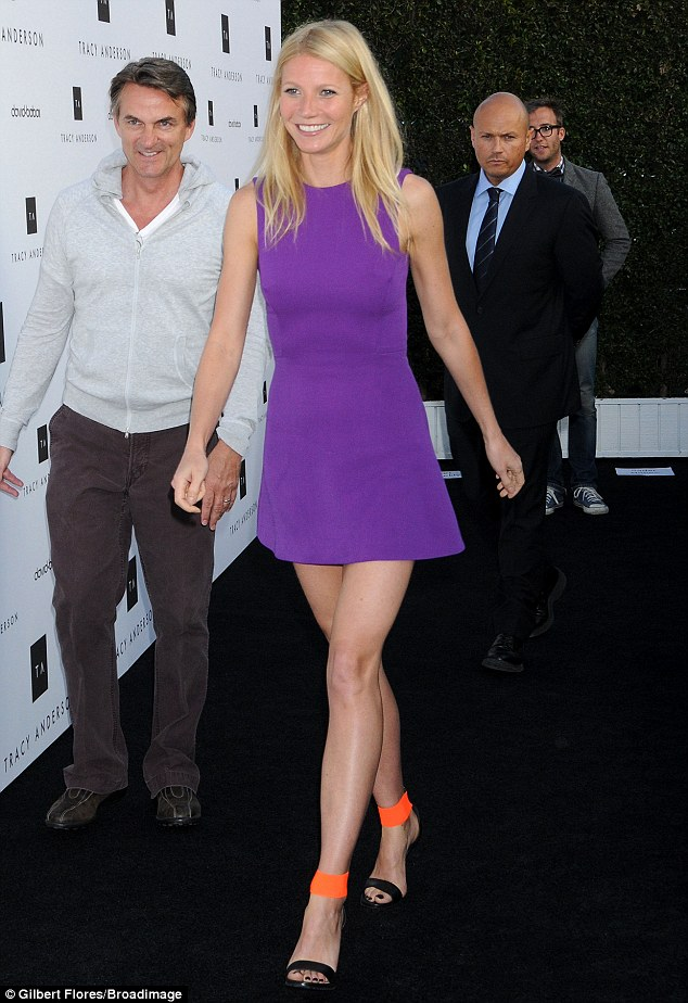 gwyneth paltrow purple