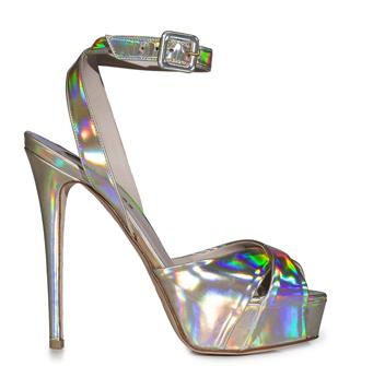 le silla scarpe specchiate