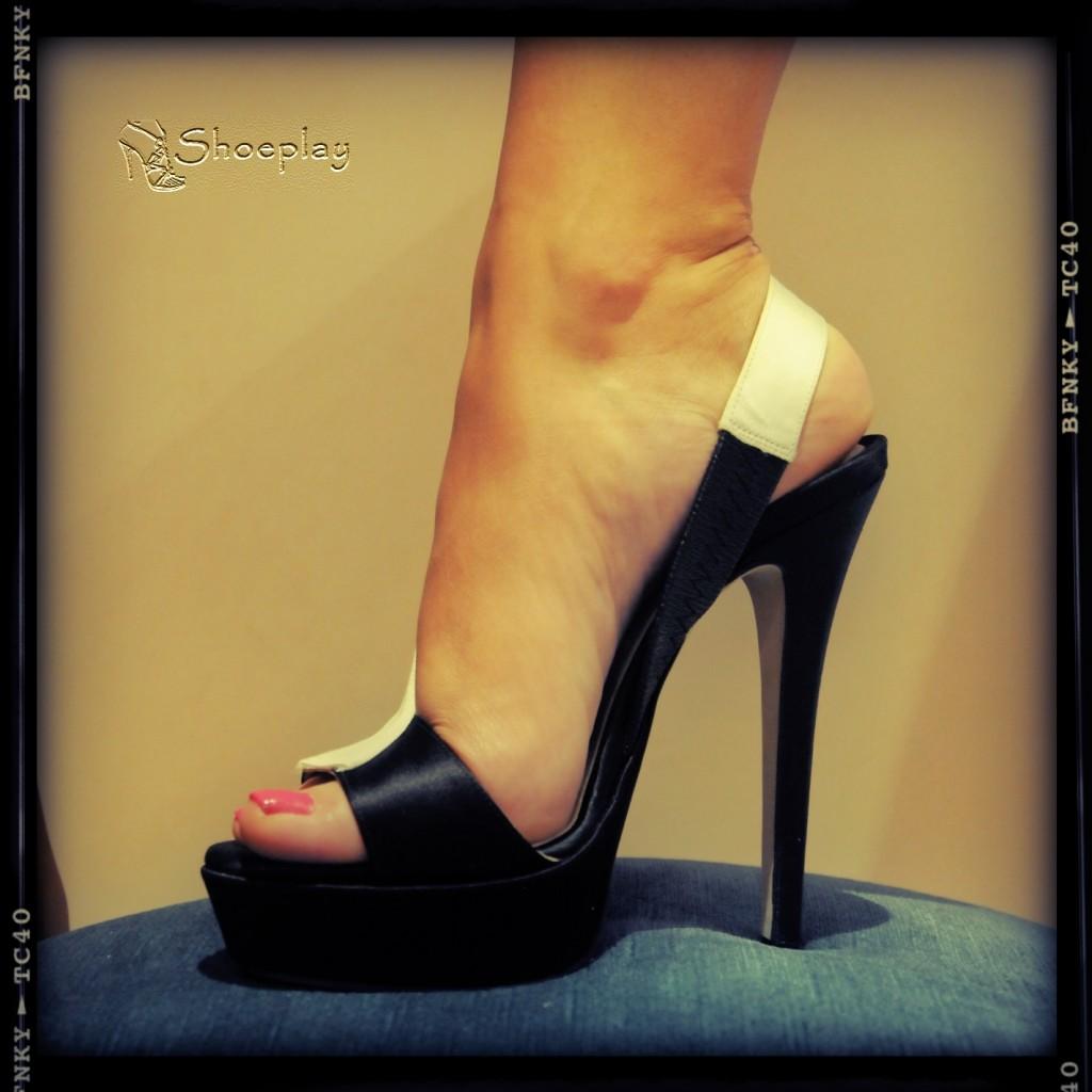 sandali gianni marra scarpe nere bianco tacco altissimo