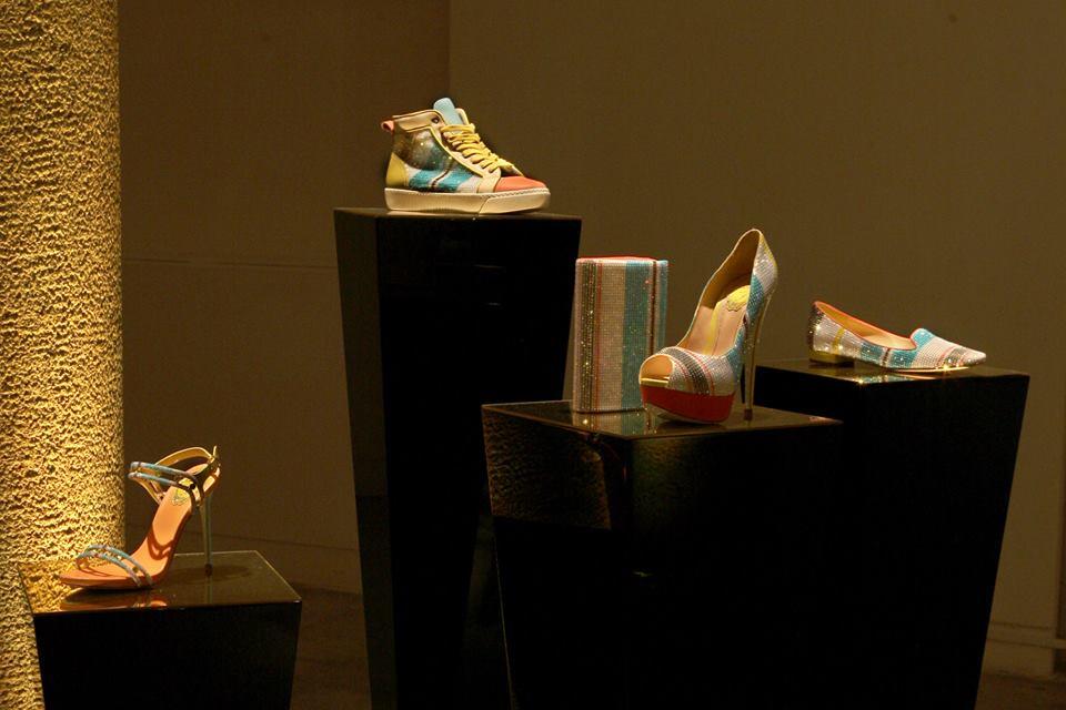 caovilla SS 2014 colorblock sandal sneakers caovilla