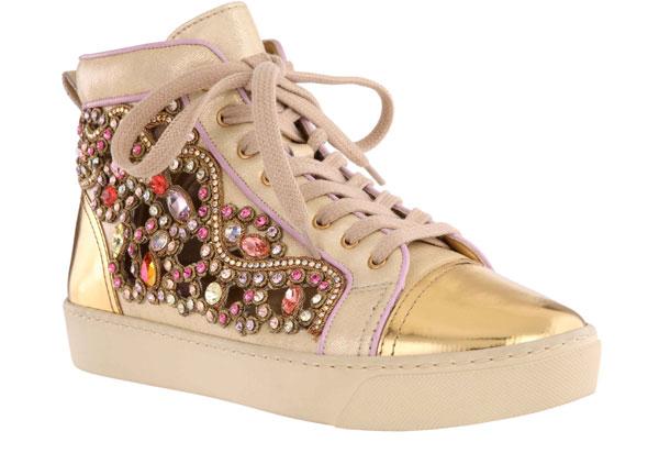 caovilla jewel sneakers SS 2014