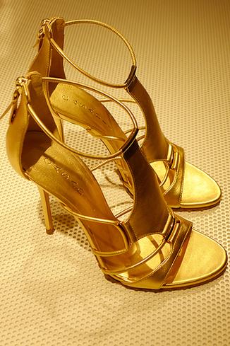 casadei SS 2014 gold