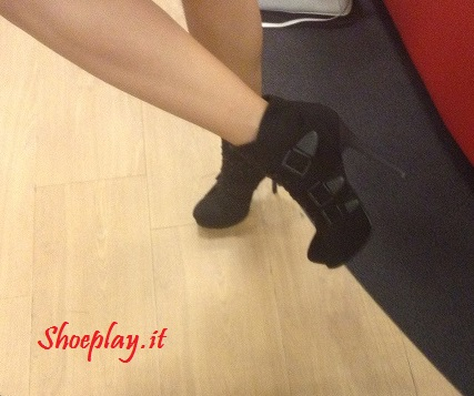 ankle boots low cost pittarello rosso