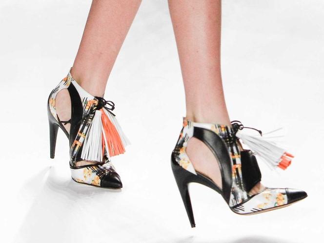 rebecca mincoff shoes NYFW SS 2014