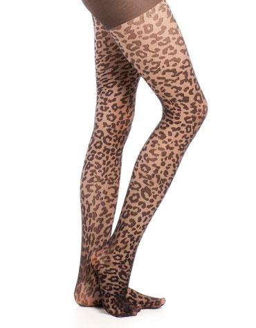 calze leopardate lowcost bershka