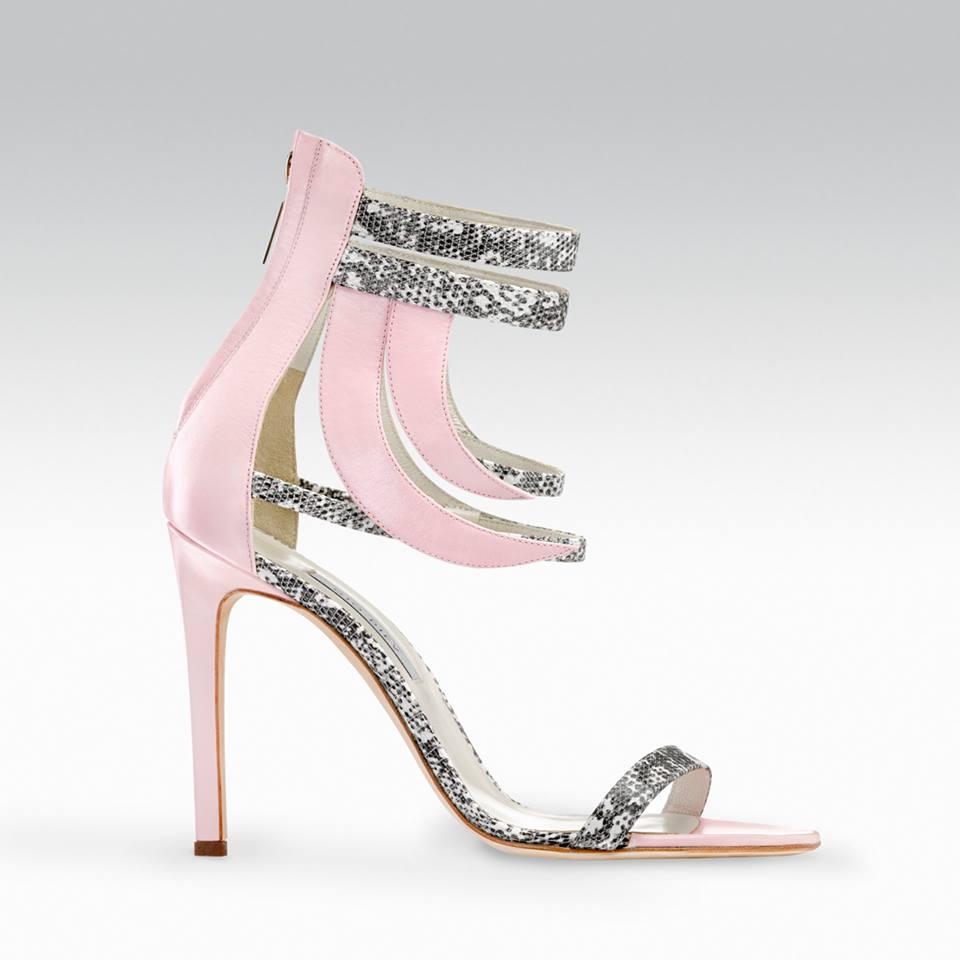 Gio Diev e il sandalo ispirato a Josephine Baker - Shoeplay Fashion ... 69a772987ac