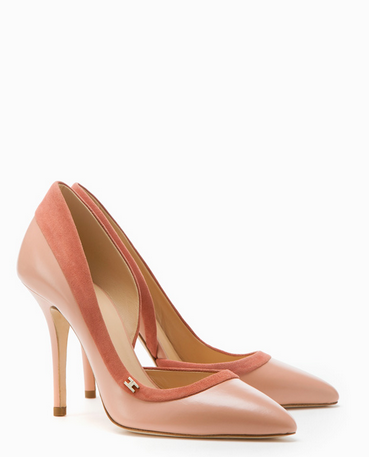 scarpe rosa elisabetta franchi