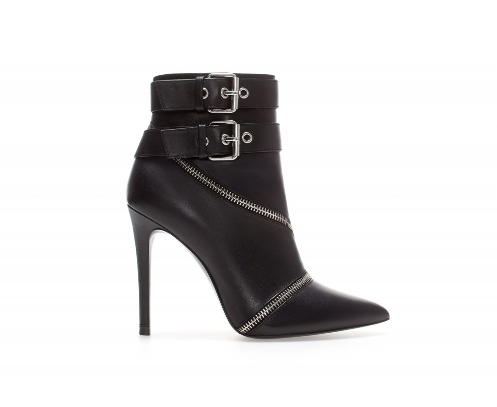 zara ankle boots 2013