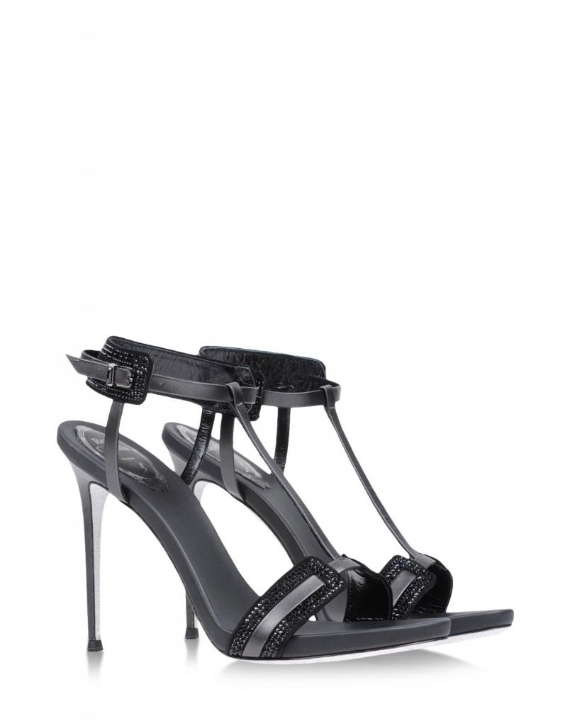 caovilla black sandals