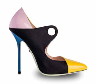 picasso giannico shoes 2015 FW