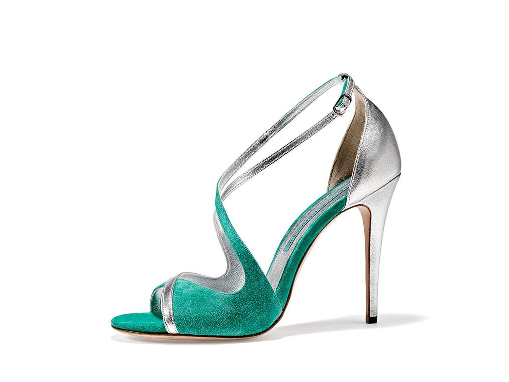 sandali verdi perrone ss2014 2