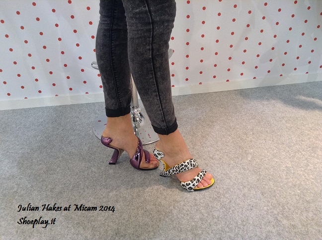cheap for discount 7ea72 630ec julian hakes at micam - Shoeplay Fashion blog di scarpe da donna