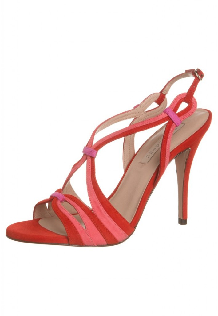 Sandali colorati