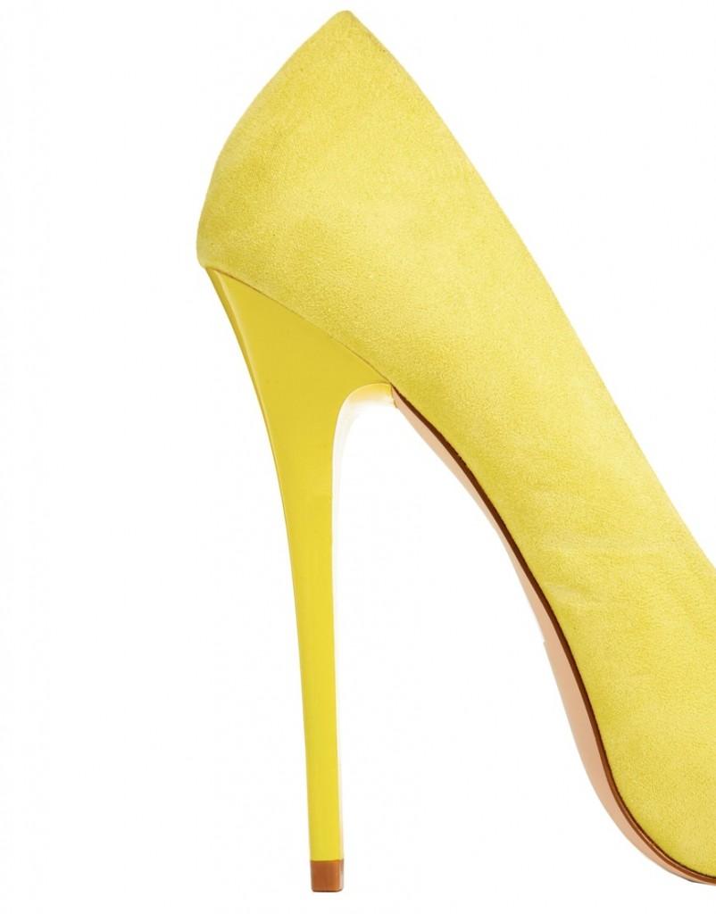 asos giallo