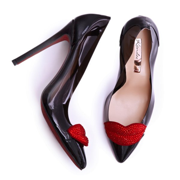 Kandee Shoes Rouge Allure