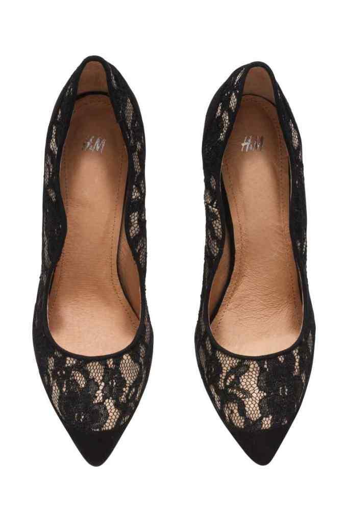 scarpe pizzo