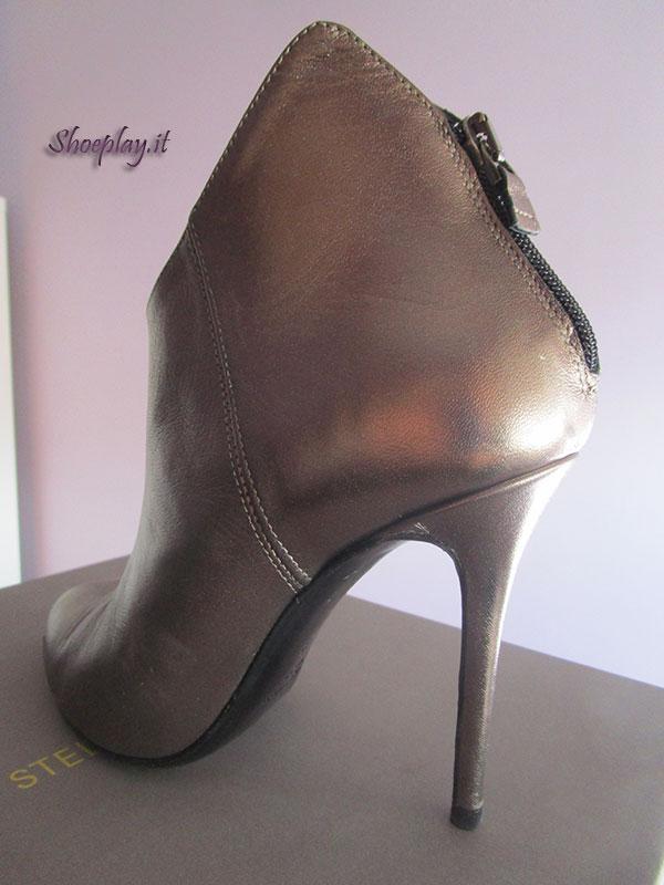 ankle boots senza plateu