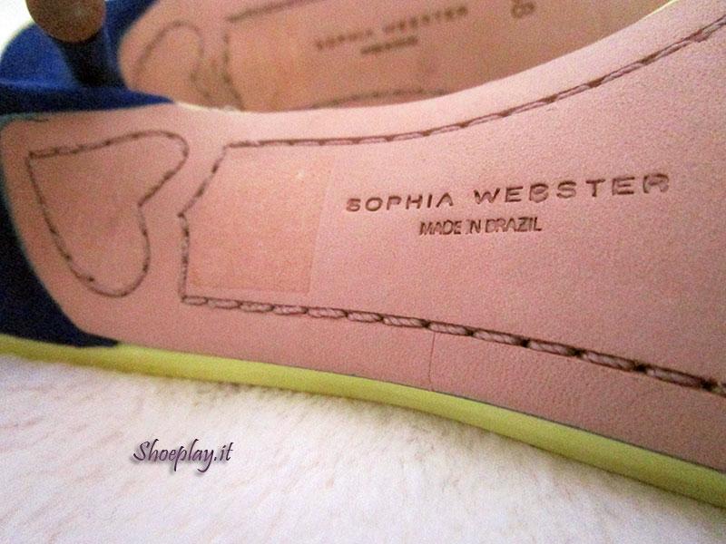 sophia webster unicorn