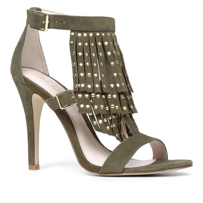 scarpe con le frange