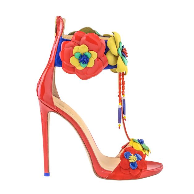 le scarpe di Joshua Fenu
