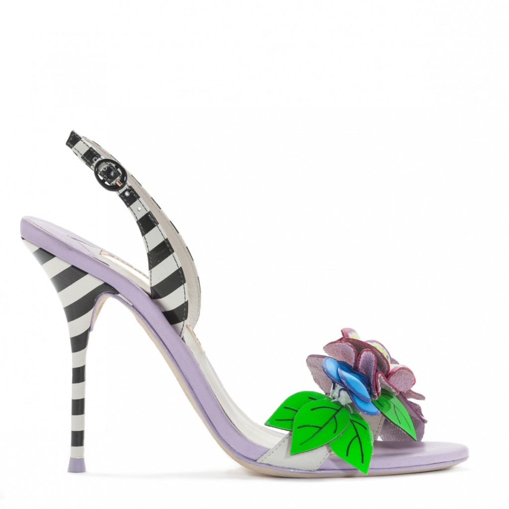 sandali coloratissimi