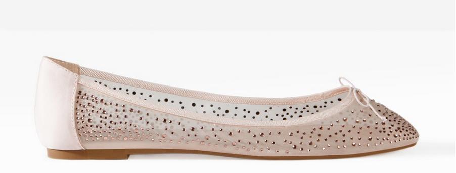 scarpe comode da sposa 2015