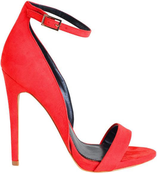 Sandali rossi Primadonna