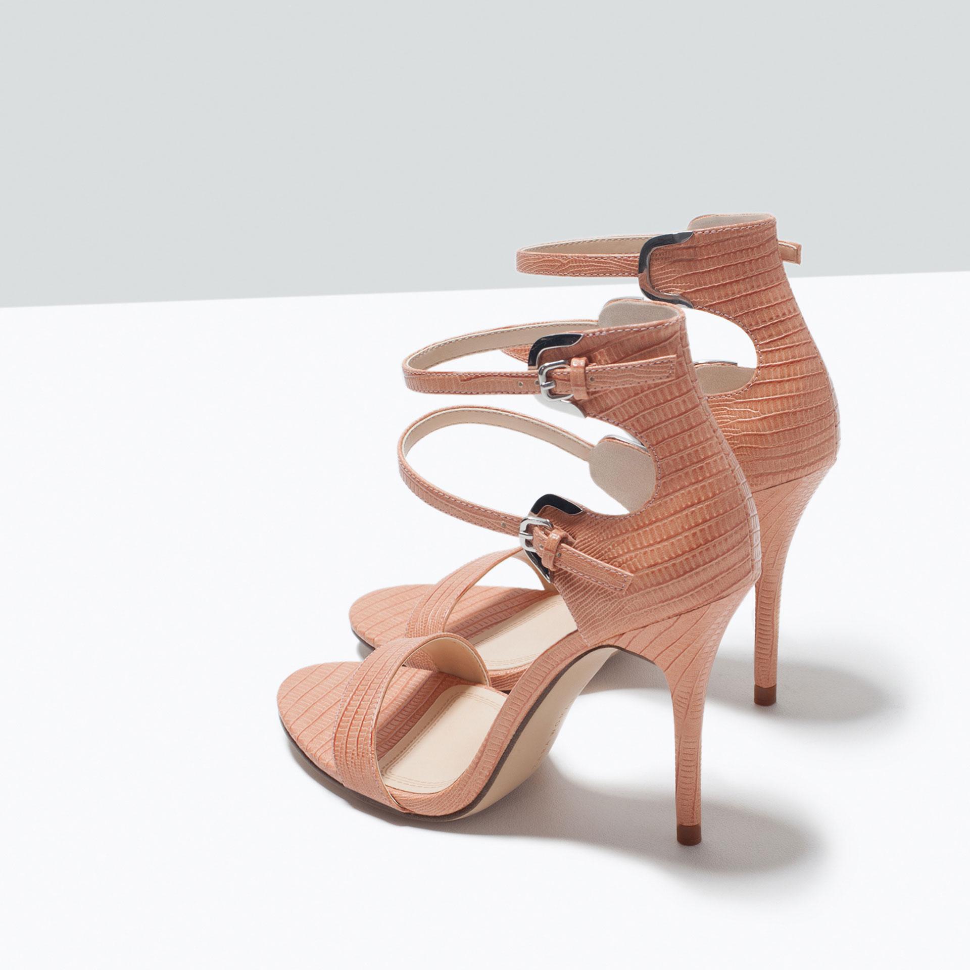 Fashion 8nkn0opwx Donna Shoeplay Sandali Rosa Blog Da Zara Di Scarpe Fu1c3TKJl