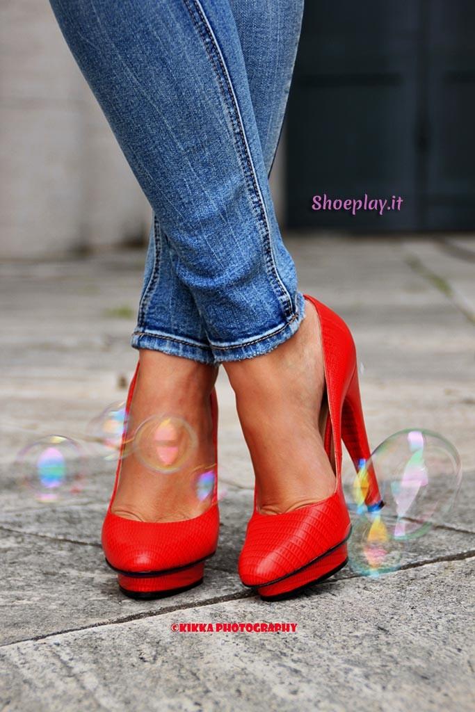 amato daniele scarpe indossate