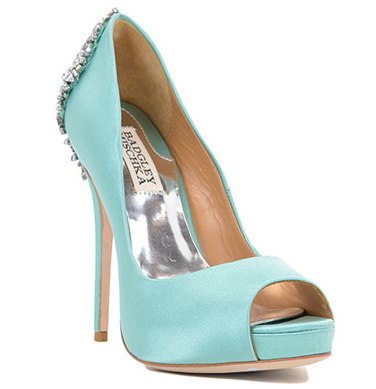 scarpe color tiffany
