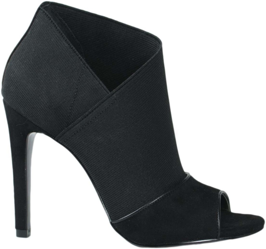 scarpe nere tacco alto 2015