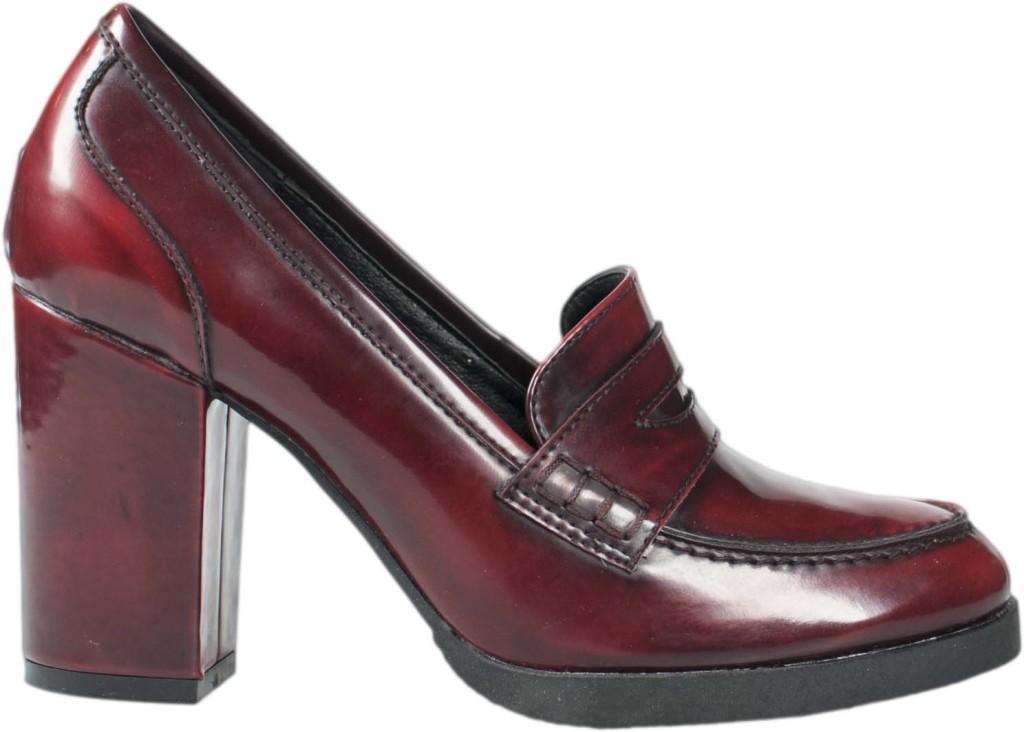 heels loafers