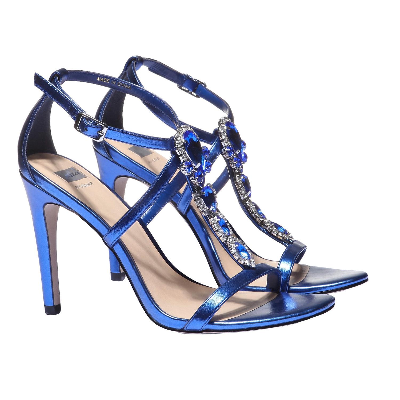 Metal Sandali Gioiello Shoeplay Blog Da Fashion Bata Blu Di Scarpe SMUVzp