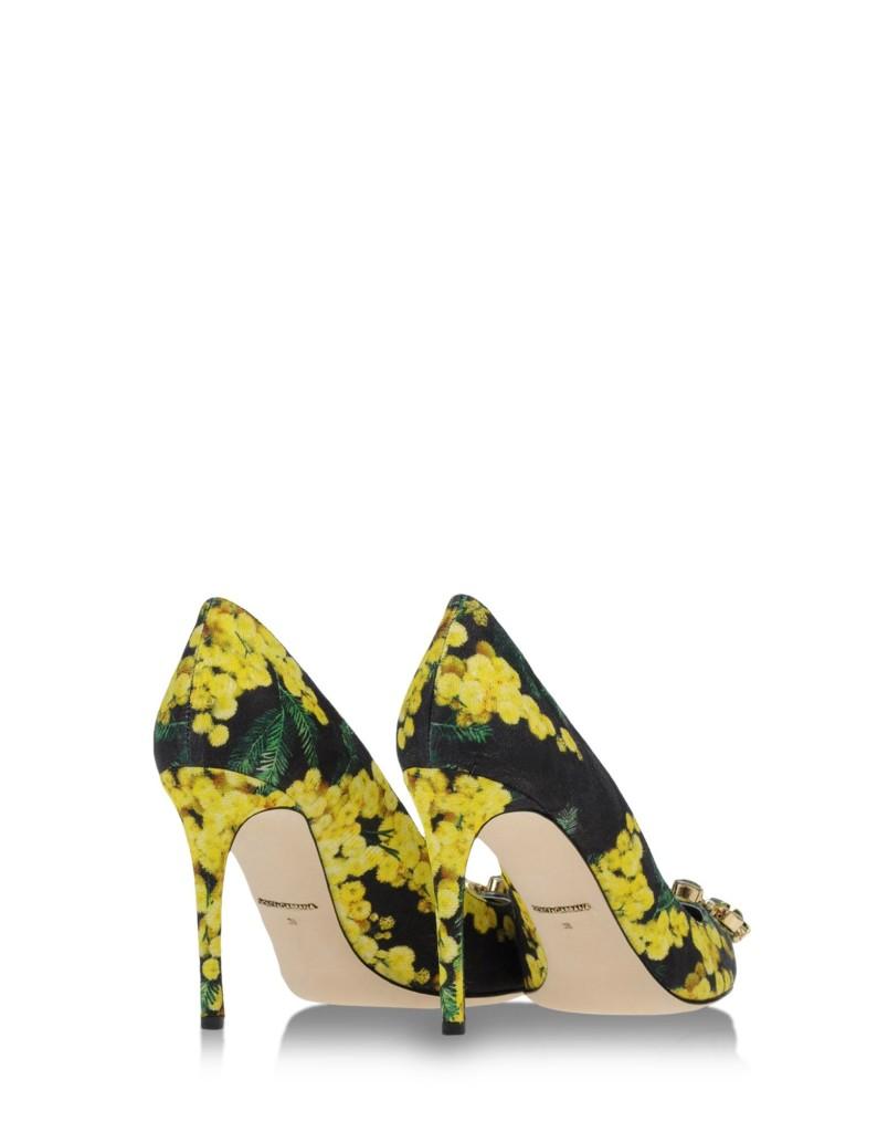 scarpe floreali 2015