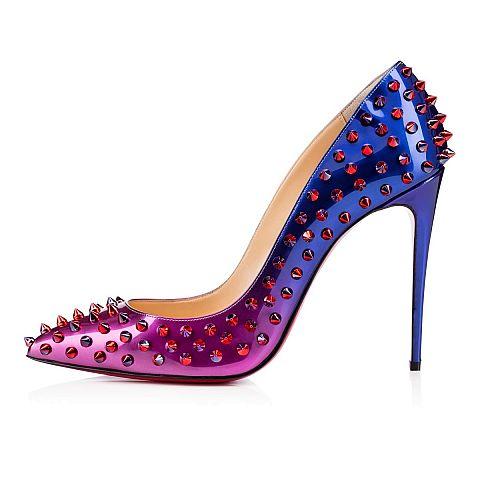 scarpe borchie louboutin