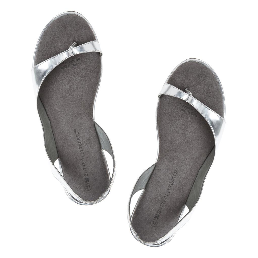 sandali pieghevoli da borsa