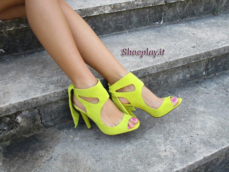 sandali indossati 2015