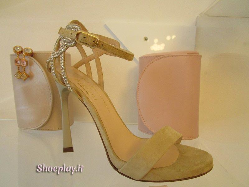 sandali gioiello chiari