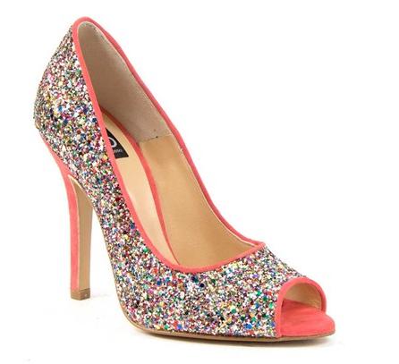 scarpe glitter 2015
