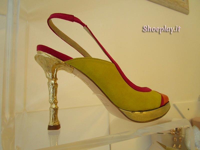 bamboo heel