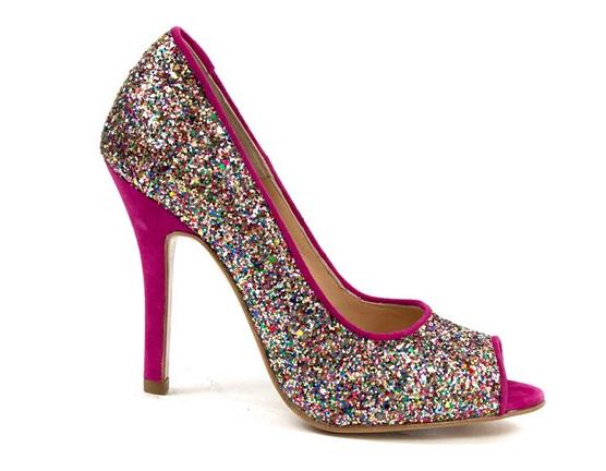 scarpe brillantini