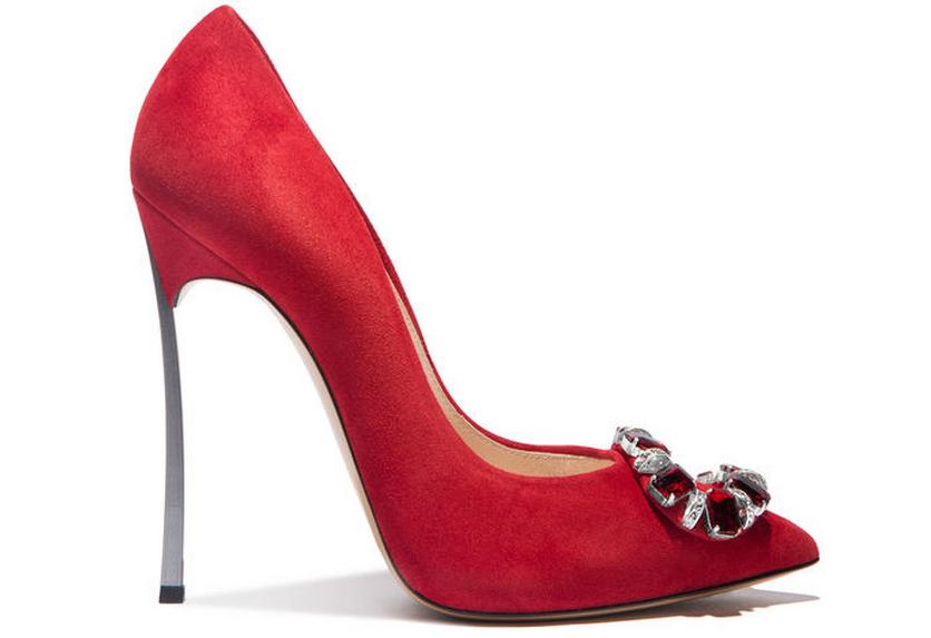 casadei blade gioiello rosse