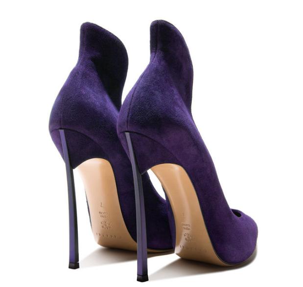 casadei blade purple 2016 viola
