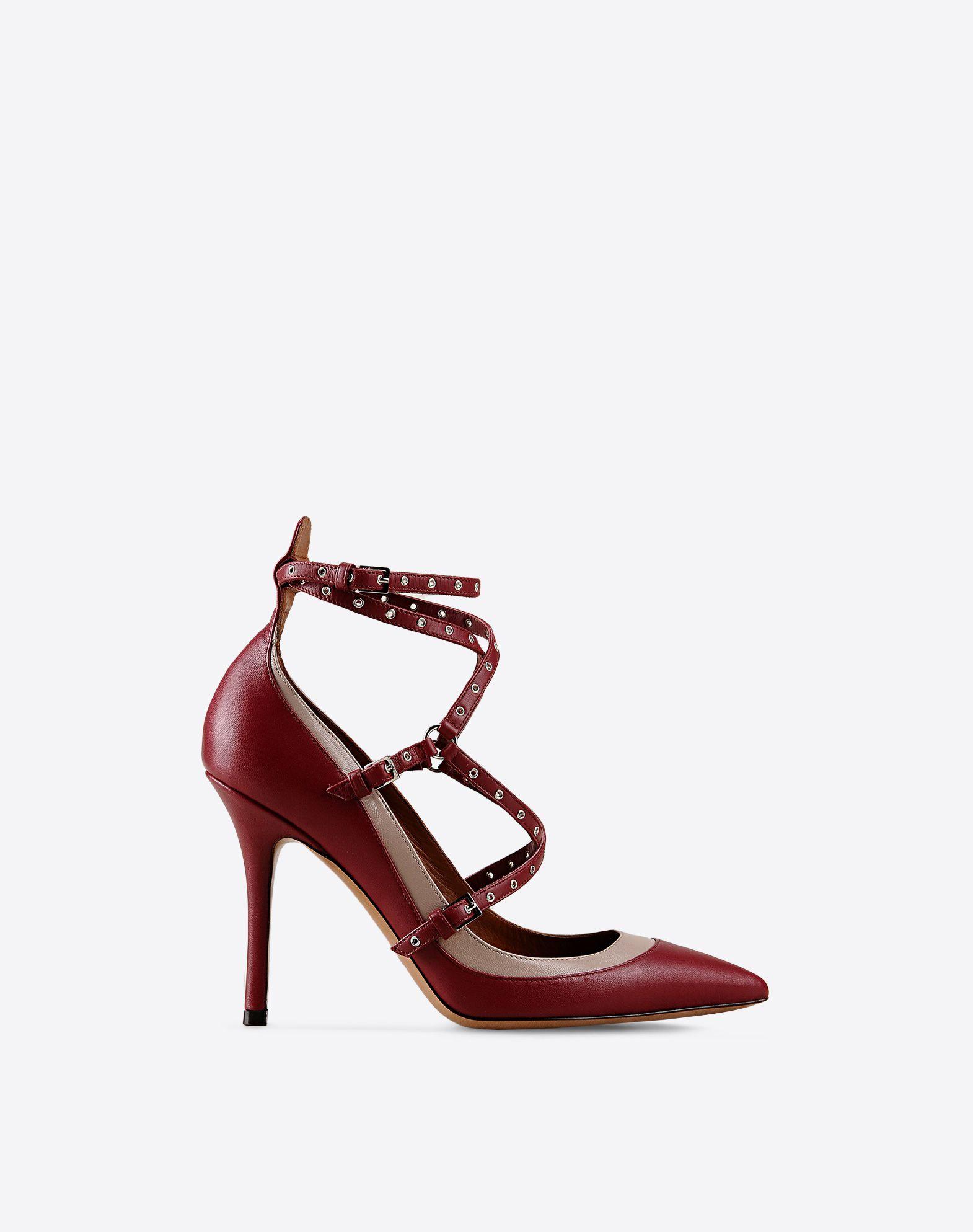 Delle Eredi Valentino Scarpe it Shoeplay Le Rockstud Presenta wIIPntFqZ