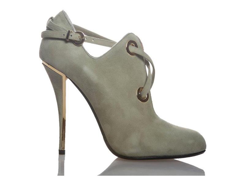 gianni mara autunno inverno 2015 2015 ankle boot grigio